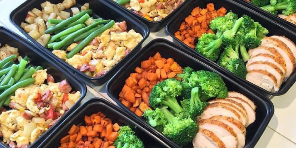 low carb lunch box