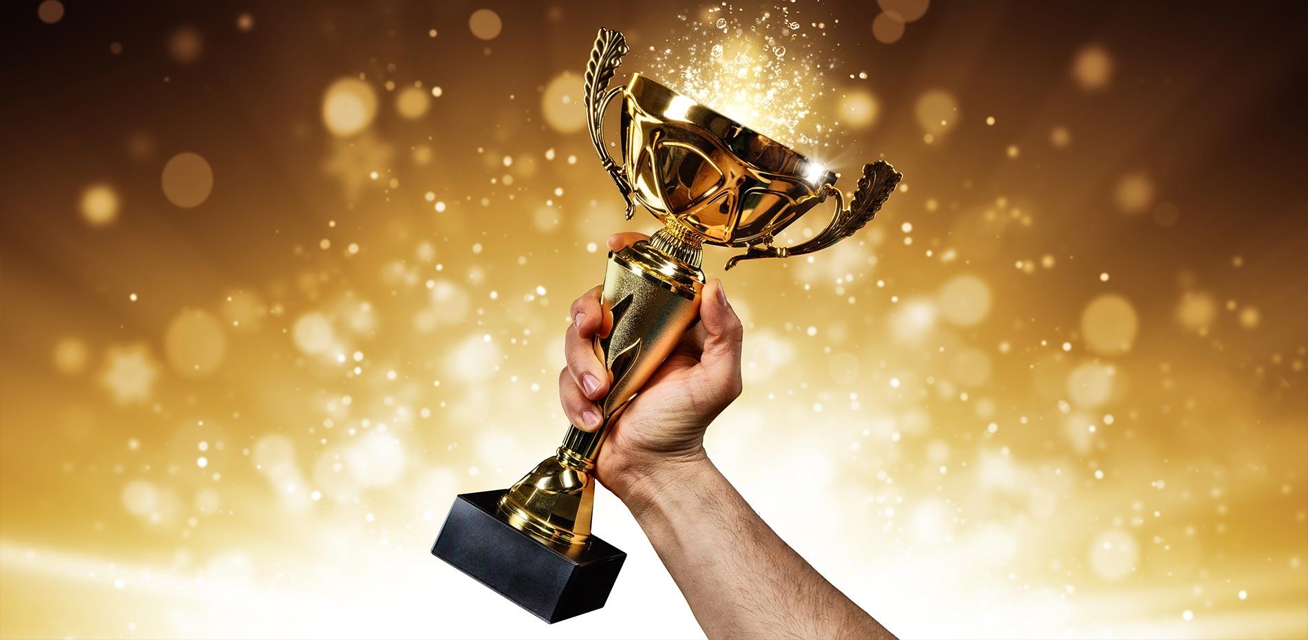Atticus is an award winner!