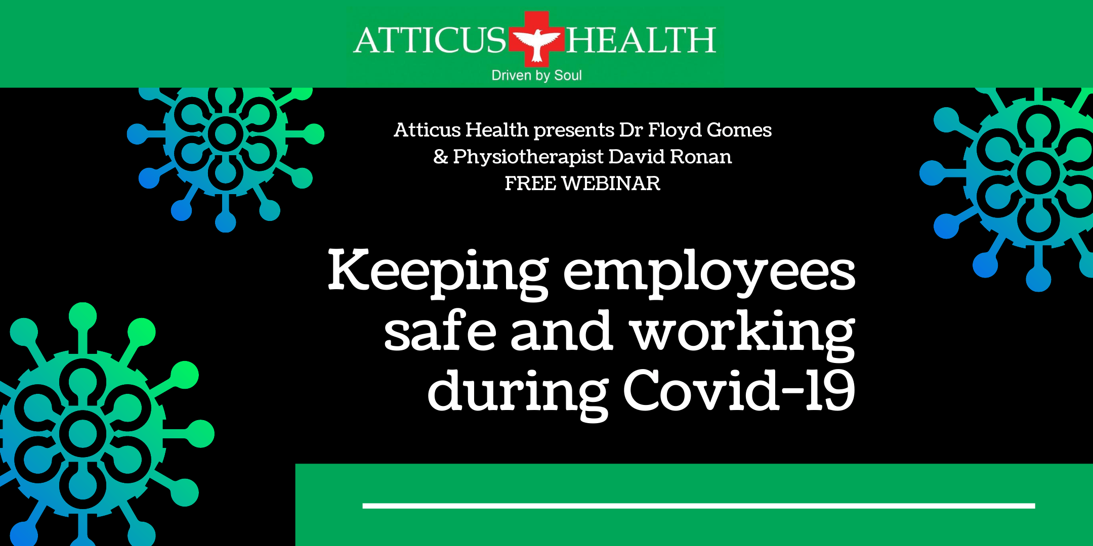 Webinar – Keeping employees safe and working during Covid-19