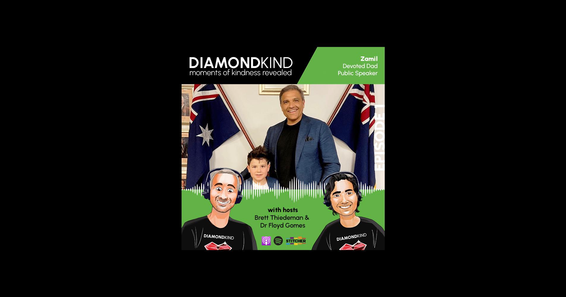 Diamond Kind – With Zamil