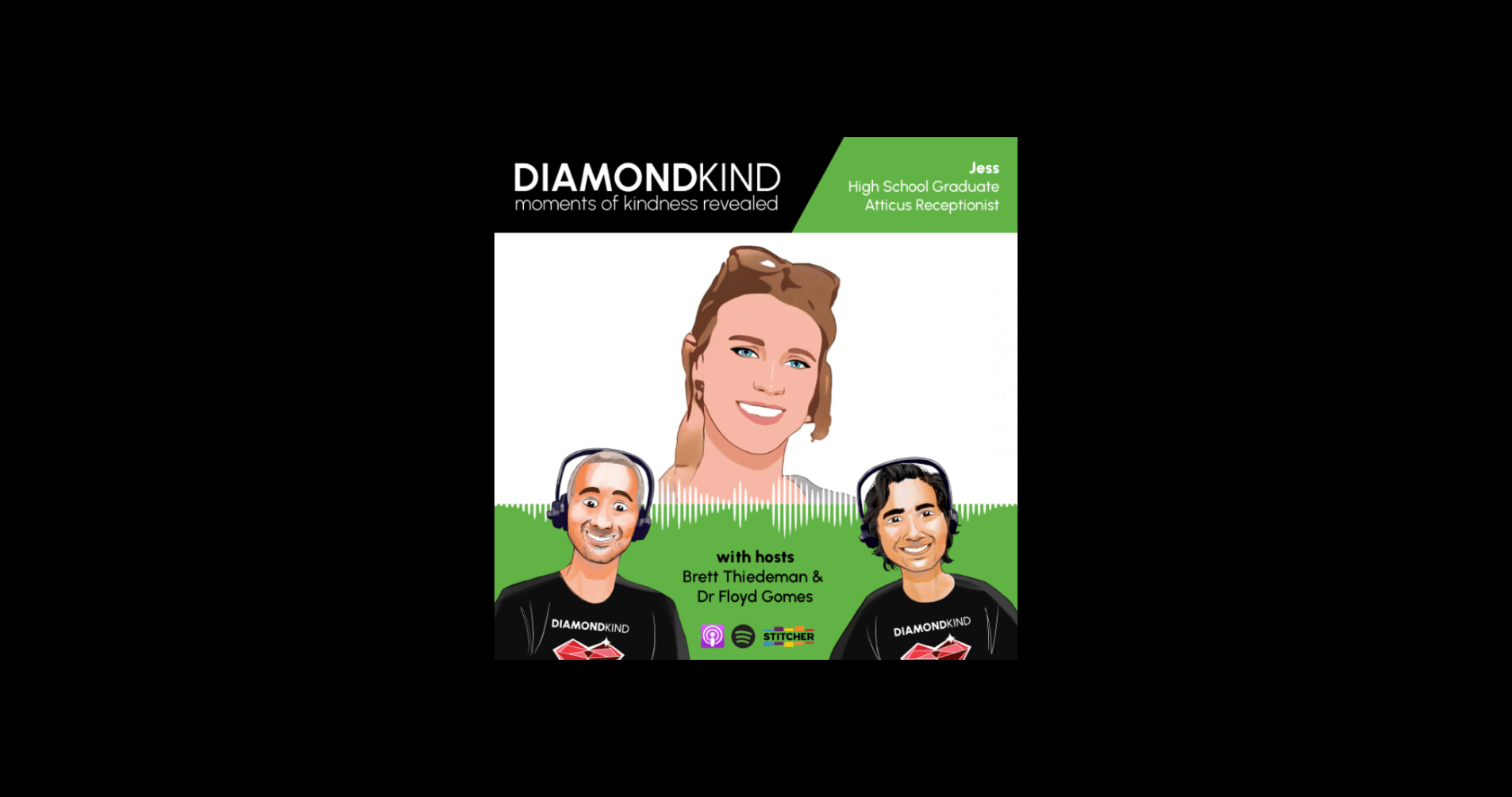 Diamond Kind: Episode 3 – With Jess